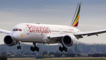 ET-AUO - Ethiopian Airlines Boeing 787-9 Dreamliner aircraft