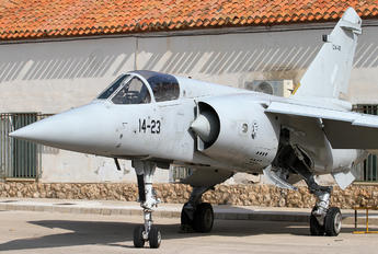 C.14-42 - Spain - Air Force Dassault Mirage F1M