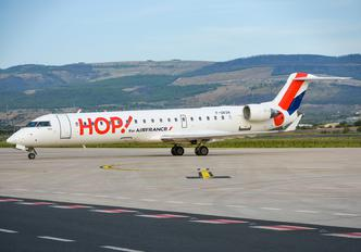 F-GRZN - Air France - Hop! Canadair CL-600 CRJ-702