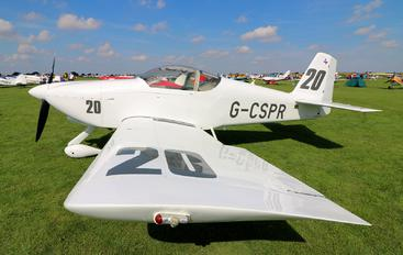 G-CSPR - Private Vans RV-6A