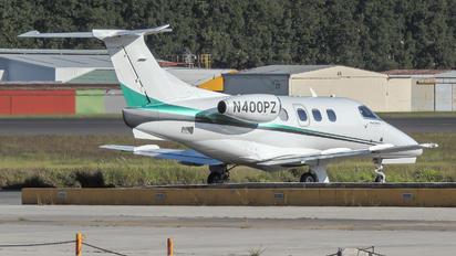 N400PZ - Private Embraer EMB-500 Phenom 100