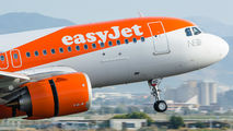 G-UZHC - easyJet Airbus A320 NEO aircraft