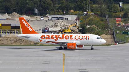 G-EZBD - easyJet Airbus A319