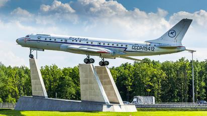 CCCP-L5412 - Private Tupolev Tu-104