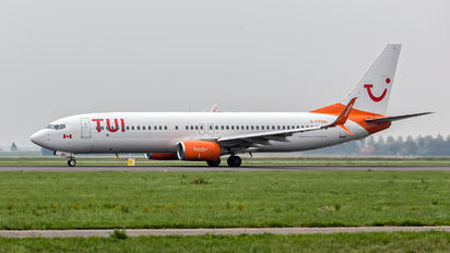 C-FTOH - TUI Airlines Netherlands Boeing 737-800
