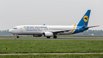 UR-PSO - Ukraine National Airlines Boeing 737-800
