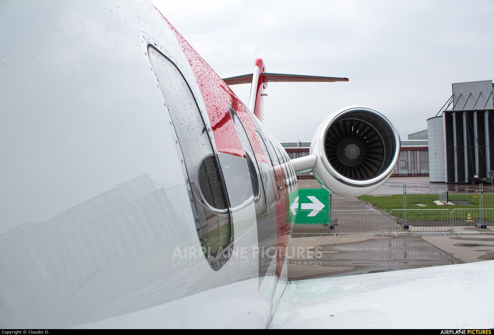 REGA Swiss Air Ambulance  HB-JWA aircraft at Zurich
