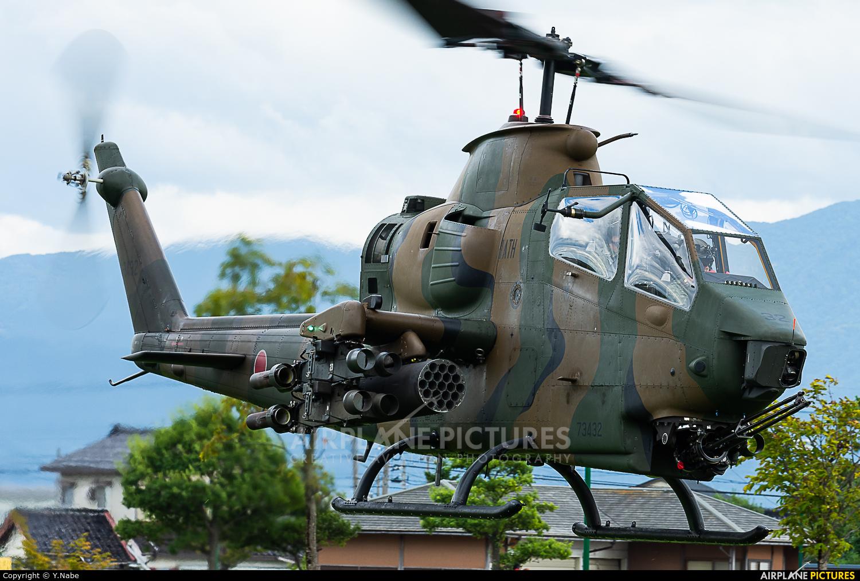 Japan - Ground Self Defense Force 73432 aircraft at Off Airport - Japan