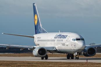 D-ABIW - Lufthansa Boeing 737-500