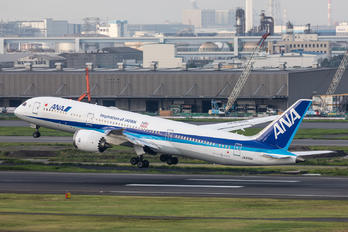 JA830A - ANA - All Nippon Airways Boeing 787-9 Dreamliner