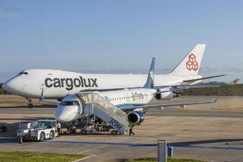 PR-AUN - Azul Linhas Aéreas Embraer ERJ-195 (190-200)
