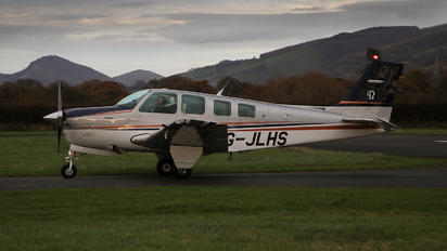 G-JLHS - Private Beechcraft 36 Bonanza