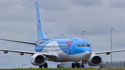 PH-TFB - TUI Airlines Netherlands Boeing 737-800