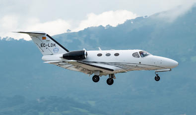 EC-LDK - Private Cessna 510 Citation Mustang