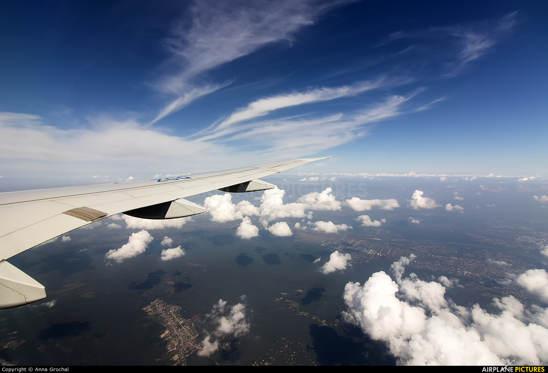 Embraer PR-ZGQ aircraft at In Flight - Poland