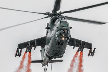 3362 - Czech - Air Force Mil Mi-35