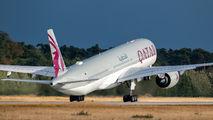 A7-ANB - Qatar Airways Airbus A350-1000 aircraft