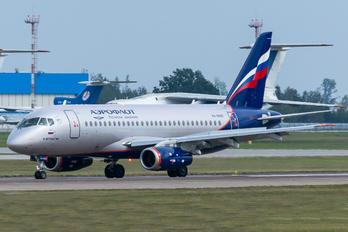 RA-89109 - Aeroflot Sukhoi Superjet 100
