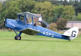 G-ADPC - Private de Havilland DH. 82 Tiger Moth