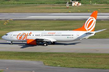 PR-GIW - GOL Transportes Aéreos  Boeing 737-800