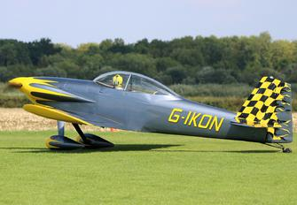 G-IKON - Private Vans RV-7