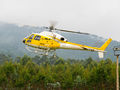 CoyotAir Aerospatiale AS355 Ecureuil 2 / Twin Squirrel 2 EC-KPQ at Lugo - Off Airport airport