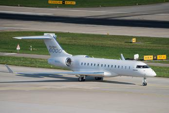 N808GL - Private Bombardier BD-700 Global 6000