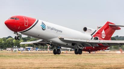 G-OSRA - T2 Aviation Boeing 727-200/Adv(RE) Super 27