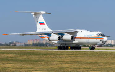 RA-76363 - Russia - МЧС России EMERCOM Ilyushin Il-76 (all models)
