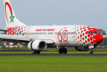 CN-RGV - Royal Air Maroc Boeing 737-800