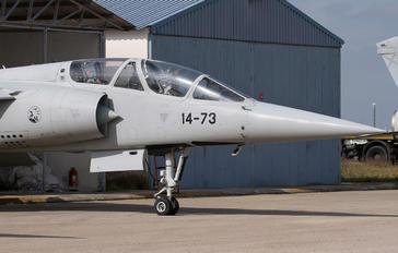 CE.14-87 - Spain - Air Force Dassault Mirage F1BM