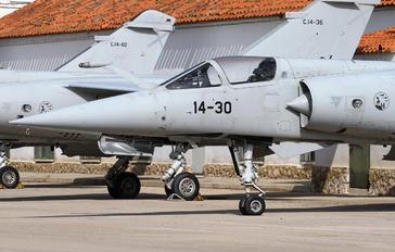 C.14-54 - Spain - Air Force Dassault Mirage F1M