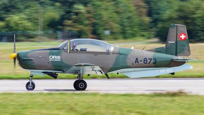 HB-RCL - P3 Flyers Ticino Pilatus P-3