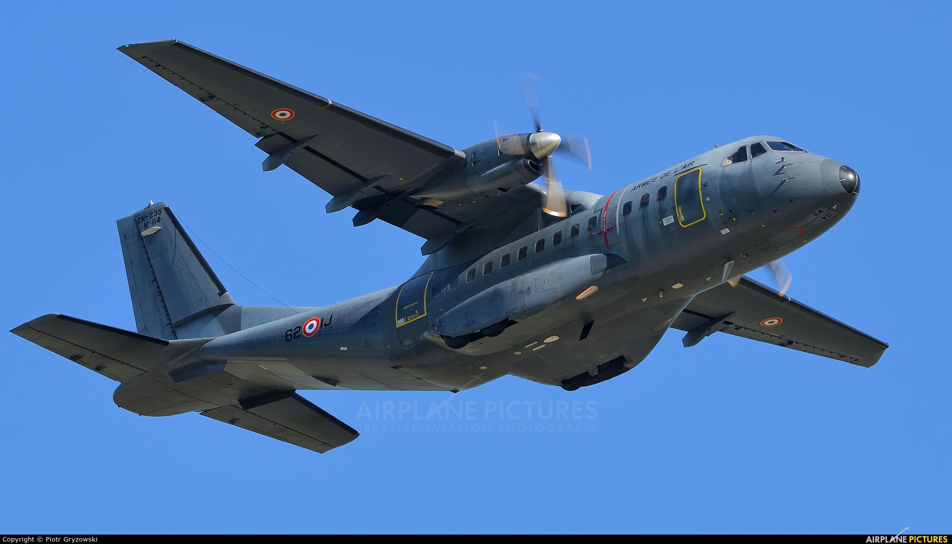France - Air Force 114 aircraft at Ostrava Mošnov