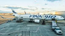 OH-LTP - Finnair Airbus A330-300 aircraft