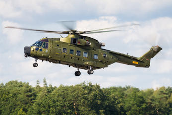 M-502 - Denmark - Air Force Agusta Westland AW101 512 Merlin (Denmark)