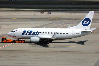 VP-BXU - UTair Boeing 737-500