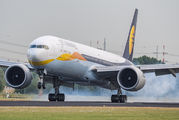 VT-JEU - Jet Airways Boeing 777-300ER aircraft