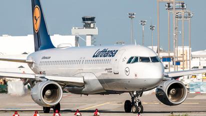 D-AIZG - Lufthansa Airbus A320