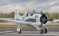 NX377WW - Private North American T-28B Trojan aircraft