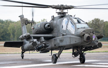 Q-24 - Netherlands - Air Force Boeing AH-64D Apache