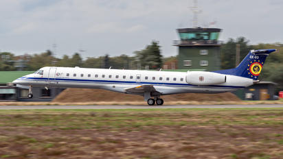 CE-03 - Belgium - Air Force Embraer ERJ-145