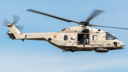 RN-04 - Belgium - Air Force NH Industries NH90 NFH