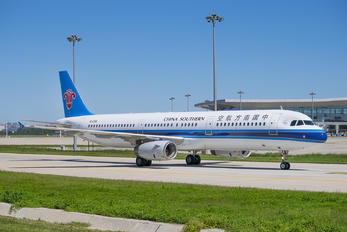 B-6308 - China Southern Airlines Airbus A321