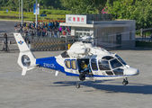 21012L - China - Police Airbus Helicopters EC155 B1 aircraft