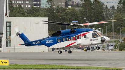 LN-OIG - Bristow Norway Sikorsky S-92