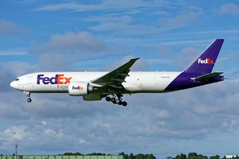 N895FD - FedEx Federal Express Boeing 777F