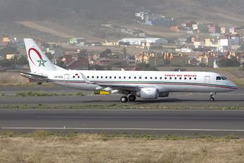 CN-RGQ - Royal Air Maroc Embraer ERJ-190 (190-100)