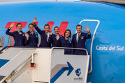 OO-TMY - TUI Airlines Belgium Boeing 737-8 MAX aircraft