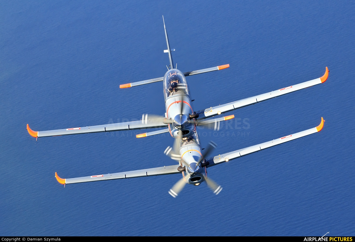 "Poland - Air Force ""Orlik Acrobatic Group"" 037 aircraft at In Flight - Poland"